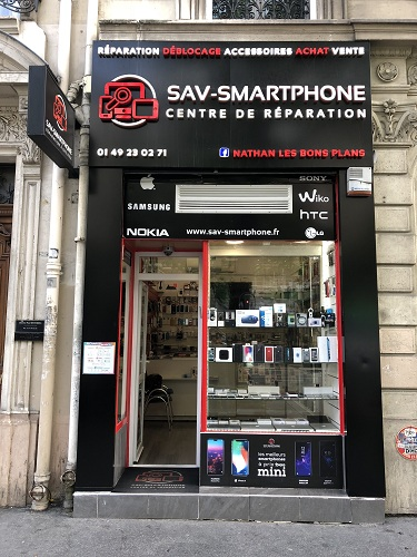 SAV SMARTPHONE 75011