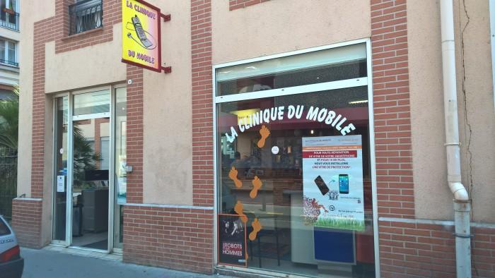 réparation téléphone Toulouse