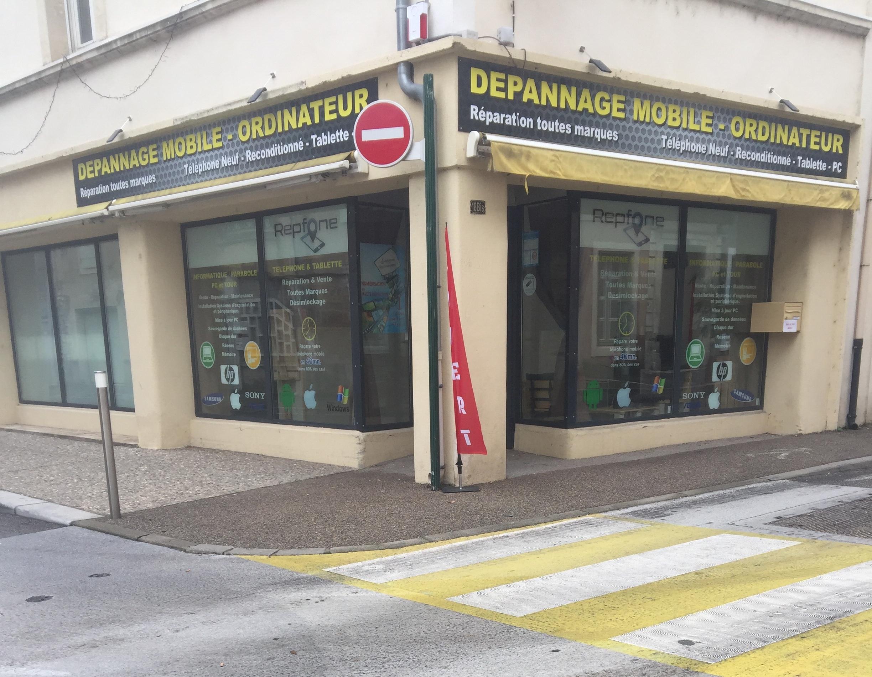 réparation téléphone Donzère 26290