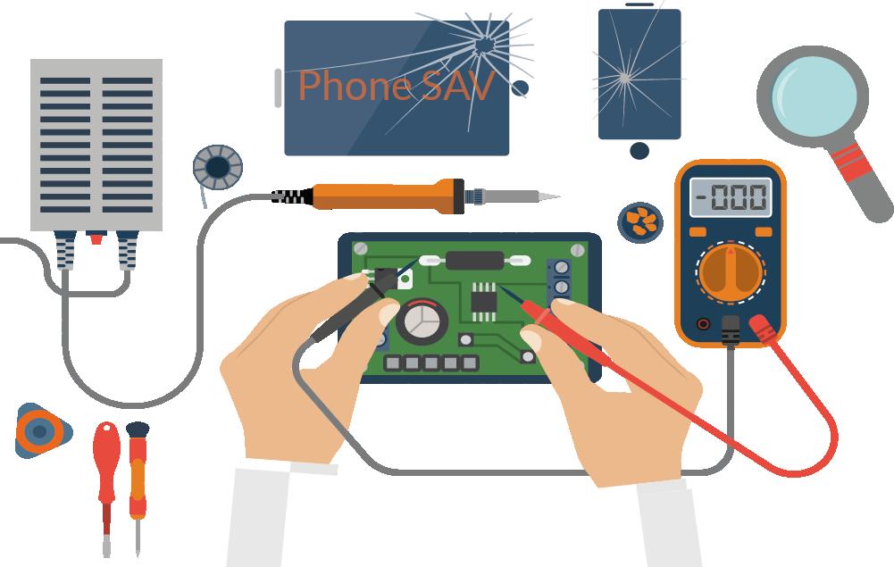 réparation téléphone Grenoble 38000