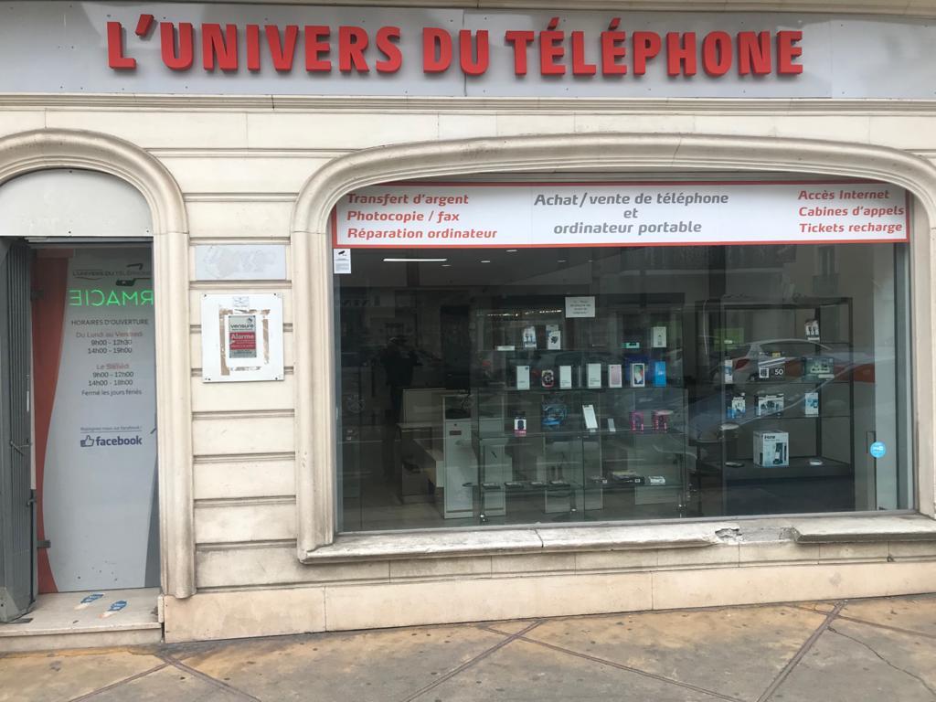 Réparation téléphone Béziers 34500