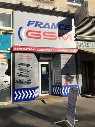 réparation téléphone Caen