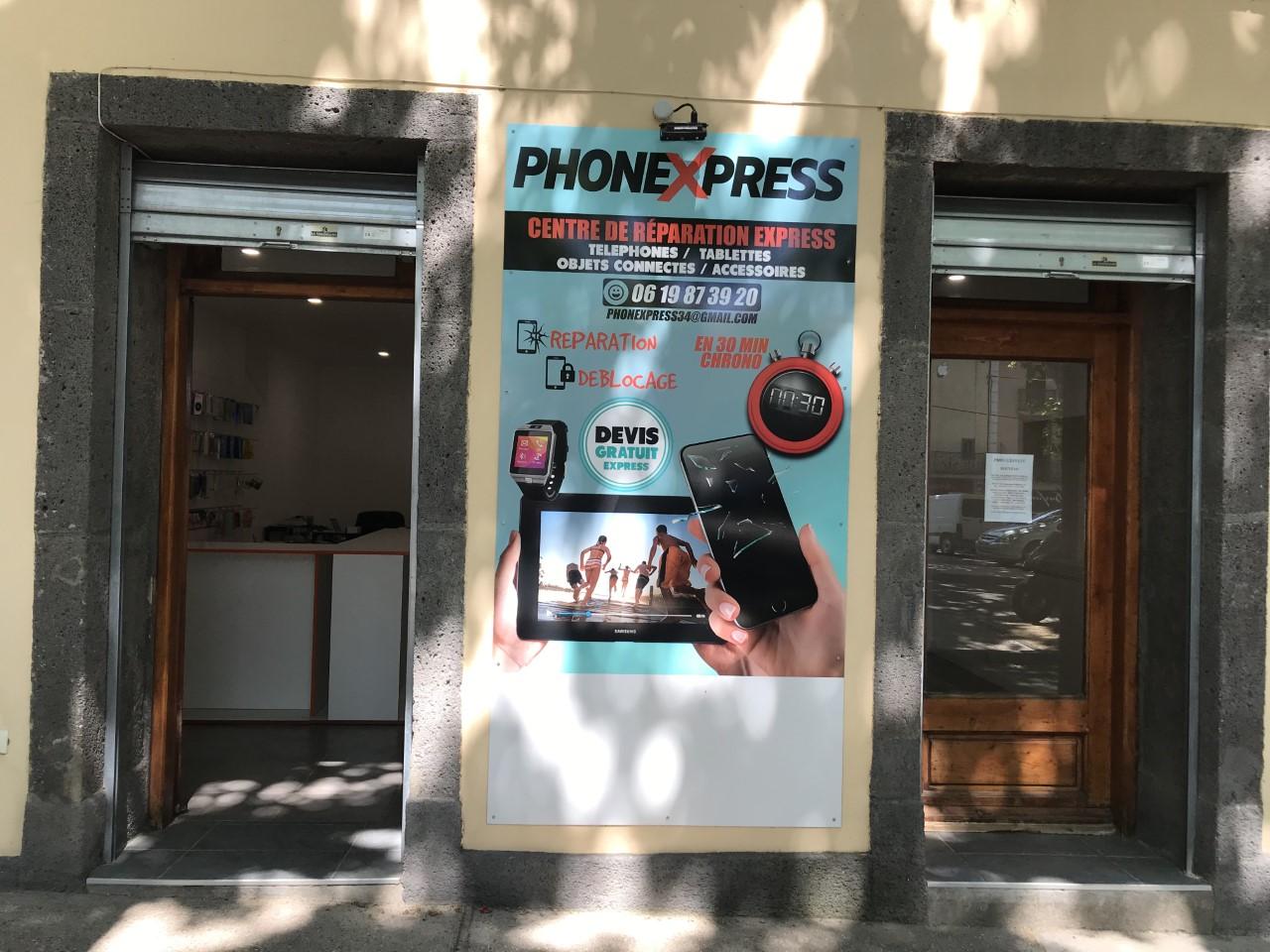 Réparation téléphone 34300 Agde