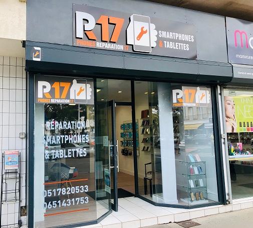 Réparation téléphone 17200 Royan