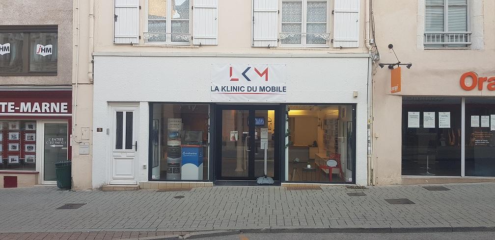 réparation téléphone Chaumont