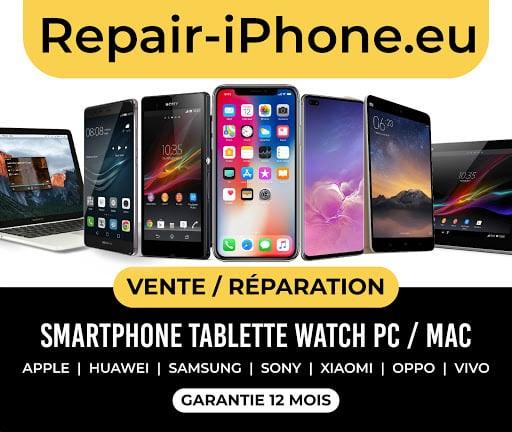réparation téléphone paris 9