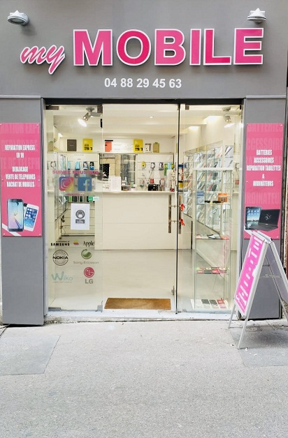 réparation téléphone Aix en Provence