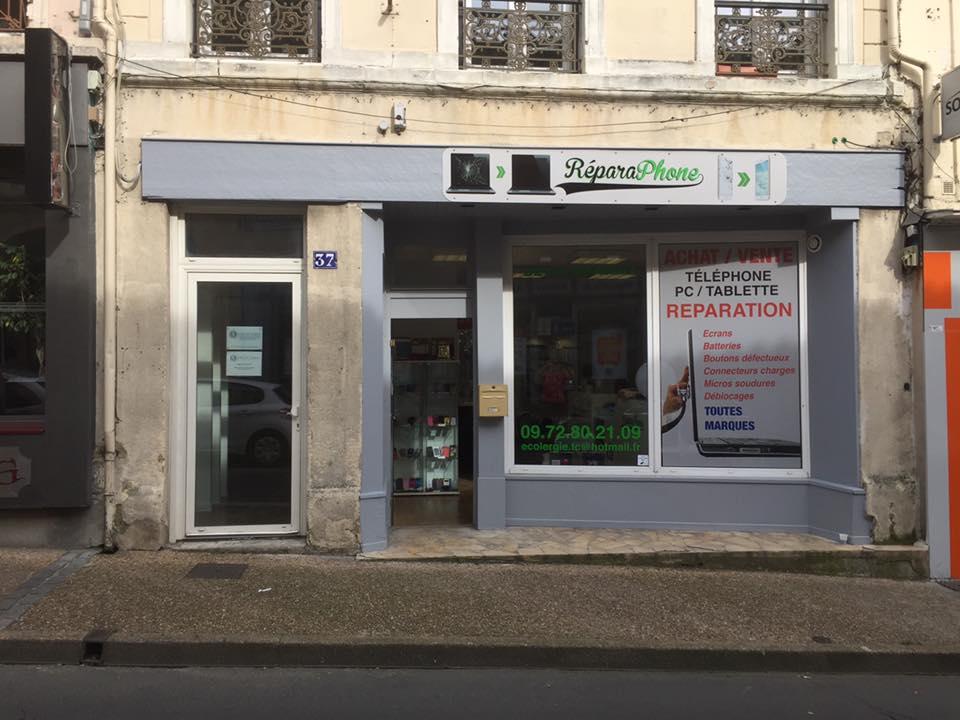 réparation téléphone Bergerac