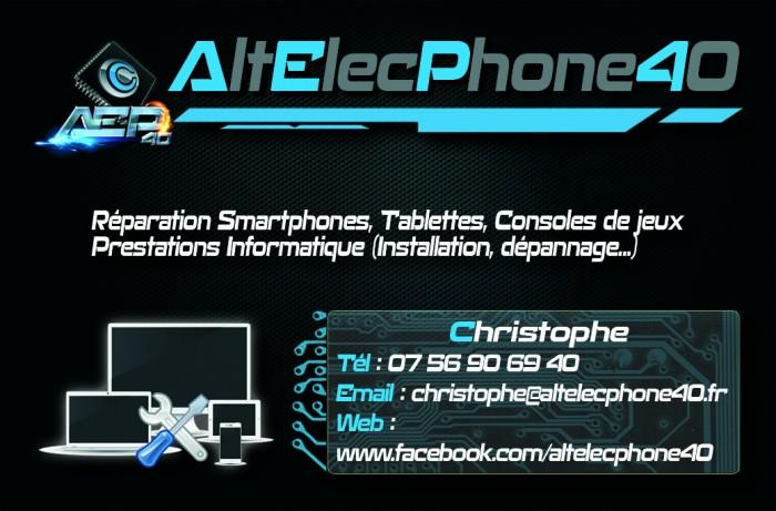 réparation téléphone Mont-de-Marsan 40000